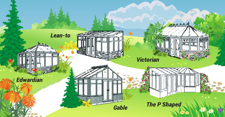 Conservatory Roof Types