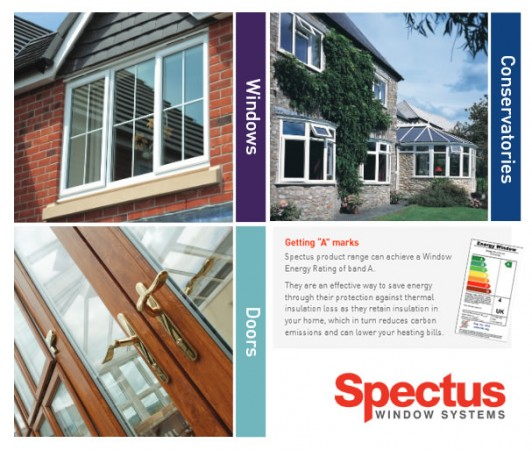 Spectus windows, doors, conservatories